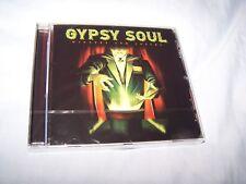 Gypsy Soul - Winners & Losers CD 2017 Hard Rock with J K Northrup