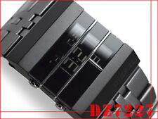 DIESEL MEN'S DIGITAL  ATACHED PROTECTOR FACE WATCH DZ7227