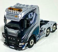 "Scania S highline CS20H 6x2 tag axle ""Tank Cargo""WSI truck models 01-3051"