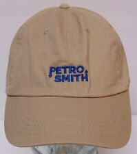 Petro Smith Abilene Texas Oilfield Supply Equipment Oil Gas Advertising Hat Cap