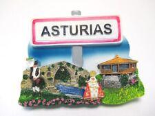 Asturien Asturias Magnet Souvenir Spanien Espana Spain 7cm
