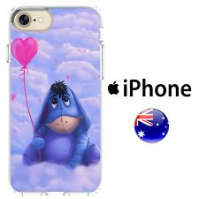 Case Cover Silicone Disney Cute Winnie the Pooh Egor cute heart Balloon pink aus