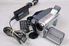 Sony DCR-TRV460 20x Optical Zoom 990x Digital Zoom Hi8 Camcorder with Remote