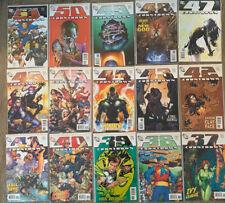 New Listing52 Countdown Dc Comic Full Run (#51-1) Nm Darkseid Harley Quinn Jason Todd
