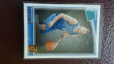 2018-19 Donruss Luka Doncic Rookie Card #177