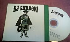 DJ SHADOW-THE OUTSIDER NUMBERED PROMO CD