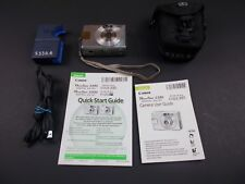 Canon PowerShot S330 Digital Camera With Charger And Cord And Case Ca1-6441