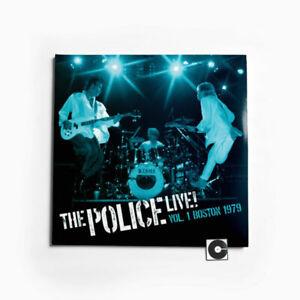 Live Vol. 1: Boston 1979 [lp_record] Police