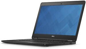 """Dell Latitude E7470 Core i5-6300U  8GB 256GB SSD 14""""  Screen  10 Pro"""