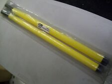 """BLADE MARKER KIT, SAM. 1 PAIR, 1.32"""" OD, YELLOW. GREAT FOR BOX BLADES."""