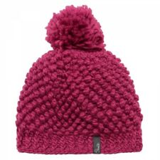 Dare2b Womens Receptive Textured Knit Fleece Lined Beanie Pink Size SGL