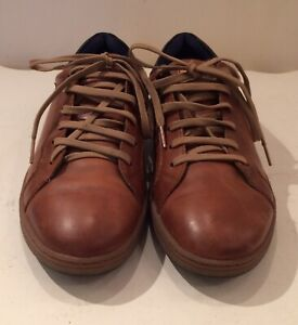 Mens Brown Casual Lace-Up Shoes By Pikolinos Size42 Style: Begur Sporty Sneakers