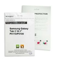 "2 Films protection écran transparent pr Samsung Galaxy Tab 2 10.1"" P5110/P5100"