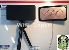 WiFi Antenna 5.8Ghz Double BiQuad MACH 5 Tripod Wireless Booster Long Range AC