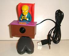 A225 CAMERA USB POUR PC LES SIMPSONS MR.BURNS (14x7cm)