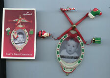 Hallmark - Babys First Christmas Mobile Photo Ornament