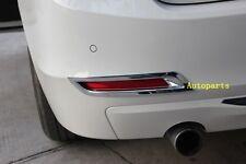 BMW 3 Series Saloon F30 320 328 335 2013 2014 Chrome Rear Fog light Bezel Cover