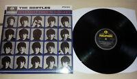 LP THE BEATLES - A HARD DAYS NIGHT - 180GR. - DEAGOSTINI