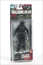 The Walking Dead Riot Gear Zombie Series 4 McFarlane 5 Inch Action Figure