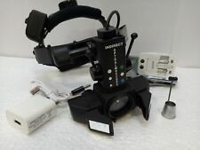 LED Indirect Ophthalmoscope Reachargeable Wireless ,20D Aspheric Lens