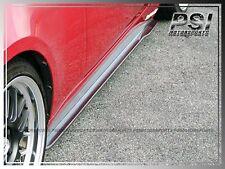 CS Type Carbon Fiber Side Skirts Extension Lip For 2016+ Mazda MX-5 ND Miata
