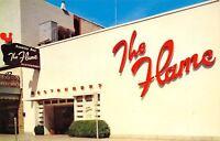 Phoenix AZ Restaurant & Jungle Bar (Rooster Bar) Free Parking~Sharp Sign 1950s