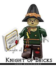 LEGO The Lego Movie 2 Series 71023 Scarecrow Minifigure No. 18