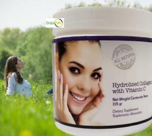 Hydrolizaded Collagen with Vitamin C 100% Colageina cero arrugas Cell Control