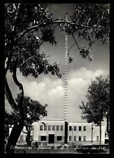 CALTANISSETTA stazione r.a.i. antenna