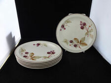 Unboxed Earthenware 1960-1979 Poole Pottery Side Plates