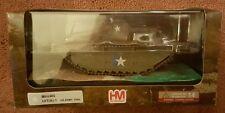 HOBBY Master VEICOLI CORAZZATI LVT (A) -1 US Army 1945 HG4405 NUOVO