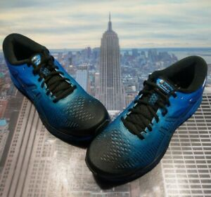 Asics Gel Kayano 25 SP Running Shoes Blue/Black Mens Size 9.5 1011A030 001 New