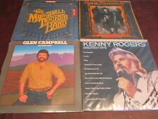 MARSHALL TUCKER GLEN CAMPBELL HANK WILLIAMS JR + KENNY ROGERS MFSL GREATEST SET