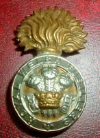 CAP BADGES-ORIGINAL PRE 1920 ROYAL WELSH FUSILIERS