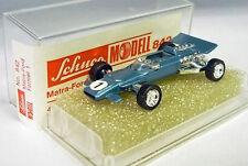 Schuco 842 MATRA-FORD f1 AUTO DA CORSA BLU #1 1/66 Top & In Scatola Originale