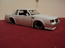 Jada 1987 Buick Regal Grand National 1/24 scale new 2003 release Pearl white