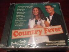 Pocket Songs Karaoke Disc Pscdg 1212 Country Fever Cd+G Multiplex