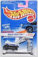 HOT WHEELS 1997 ROCK BUSTER #3/12 INTERNATIONAL CARD W+