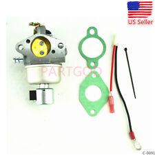 Carburetor Carb & Gasket Kit For Kohler 12 853 178-S, 12 853 131-S, 12 853 135-S