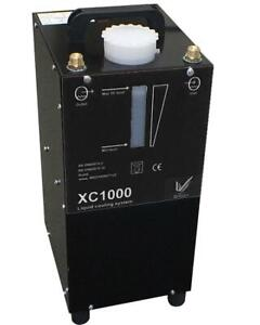 XC1000 WATER COOLER - water recirrulator for mig, tig and spot welder machines.