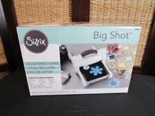 "Sizzix ""Big Shot"" Creative Design Scrapbooking Shape Maker"
