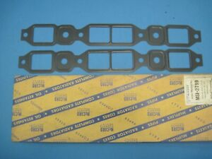 NEW intake manifold gaskets 1955-1956 Buick V8 late and 1956 Chevrolet Trk 322