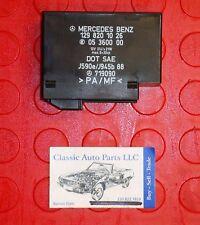 Mercedes Benz SL R 129 Hazard Turn Signal Tow Relay 1298201026