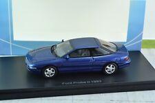 NEO 47120 FORD Probe II 1993 Blue Car 1/43 Scale