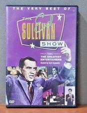 The Very Best of The Ed Sullivan Show Volume 2    DVD   LIKE NEW