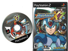 MEGA MAN X7 PlayStation 2 PS2 disc and case only
