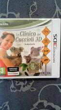 La Clinica Dei Cuccioli 3D In Australia 3DS  SIGILLATO ITALIANO