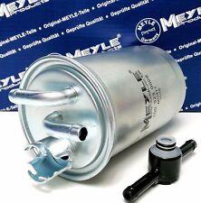 1x ORIGINAL MEYLE Kraftstofffilter Dieselfilter mit Ventil AUDI A4 A6