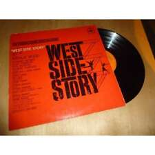 LEONARD BERNSTEIN / NATALIE WOOD - west side story OST / BOF CBS 62058 French Lp