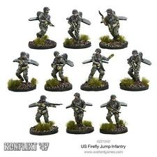 Konflikt´47 US Firefly Jump Infantry Warlord Games